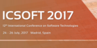 CETIC at ICSOFT 2017