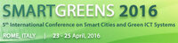 CETIC at SmartGreens'16 and CSEDU'16
