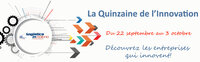 Participation à la quinzaine de l'innovation de Logistics in Wallonia