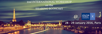 2nd International Workshop on the Sharing Economy