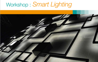 Démonstrateur WSN du CETIC au Worshop Smart Lighting