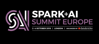 Spark+AI Summit Europe
