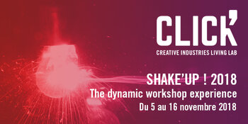 SHAKE'UP ! THE DYNAMIC WORKSHOP EXPERIENCE