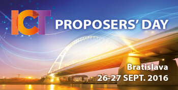 ICT Proposers' Day 2016