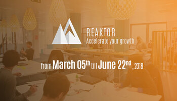 Reaktor - Accelerate your growth