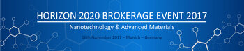 Brokerage Event on Nanotechnology and Advanced Materials